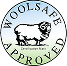 WoolSafe Approved Certification Mark