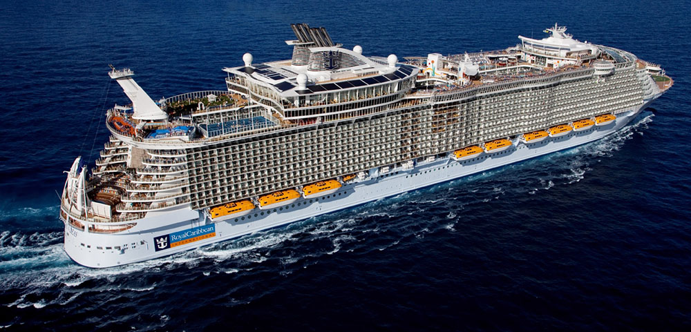 Royal Carribbean International Cruise